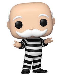 Funko POP! Monopoly- Criminal Uncle Pennybags