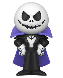 Vinyl SODA: The Nightmare Before Christmas- Vampire Jack w/ Chase (Glow)