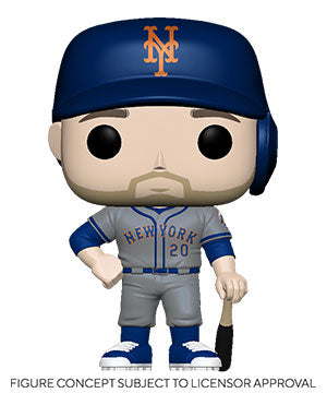 POP MLB: Mets- Pete Alonso (Road Uniform)