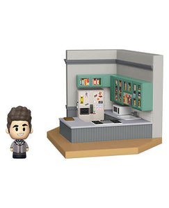Funko Seinfeld Kramer Mini-Figure Diorama Playset - 1-6 (Chance for a Chase)