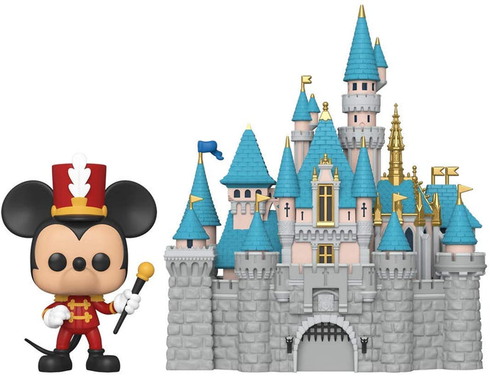 Funko Pop! Town: Disney 65th - Disney Castle with Mickey