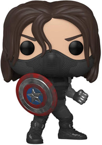 Funko Pop! Marvel: Year of The Shield - The Winter Soldier (Exclusive)