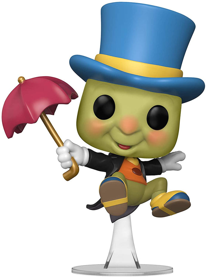 Funko POP! Disney: Pinocchio - Jiminy Cricket w/ Umbrella NYCC 2020 Fall Convention Exclusive