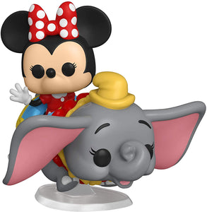 Funko POP! Ride: Disney 65th - Flyng Dumbo Ride w/ Minnie