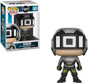 Funko Pop! Movies: Ready Player One Sixer