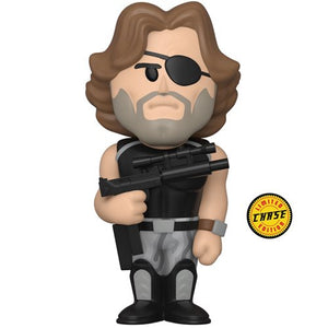 Vinyl SODA: Escape From NY - Snake w/ Limited Chase Edition 1-6