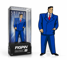 FiGPiN Classic: Batman - The Animated Series LIMITED EDITION 2,000pc