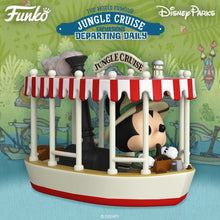 Funko POP! Rides: Jungle Cruise- Skipper Mickey w/Boat
