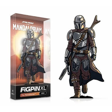 Star Wars: The Mandalorian FiGPiN XL 6-Inch Enamel Pin