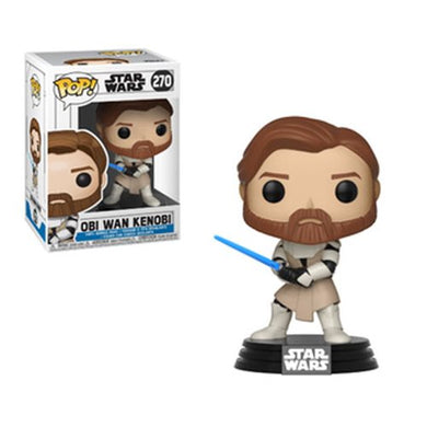 POP! Star Wars: The Clone Wars Obi Wan Kenobi