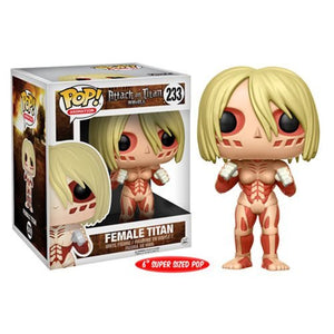 Funko POP! Attack on Titan: Female Titan 6-Inch Vinyl Figure