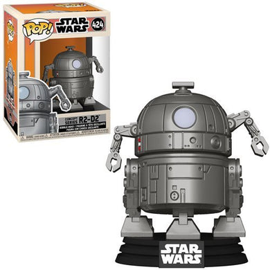 Funko POP! Star Wars: Concept Series - R2-D2