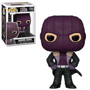 Funko POP! The Falcon and Winter Soldier - Baron Zemo