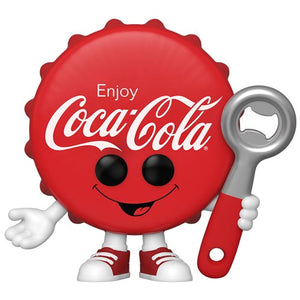 Funko POP! Ad Icons: Coca-Cola Coke Bottle Cap