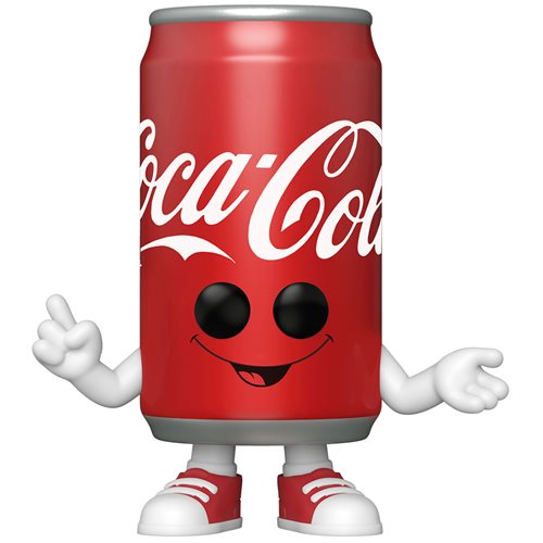 Funko POP! Coca-Cola Coke Can