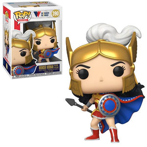 Funko POP Heroes: Wonder Woman 80th Anniversary - Challenge Of The Gods