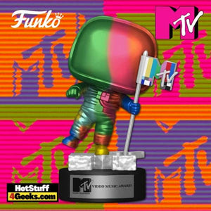 Funko Pop! Ad Icons: MTV - Rainbow Moon Person (MT)