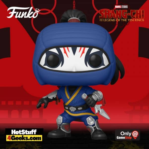 POP! Shang-Chi and the Legend of the Ten Rings: Death Dealer (GS Exclusive)