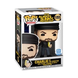 Pop! Television: It's Always Sunny In Philadelphia - Charlie As Director