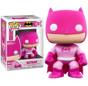Funko POP! DC Heroes: Breast Cancer Awareness