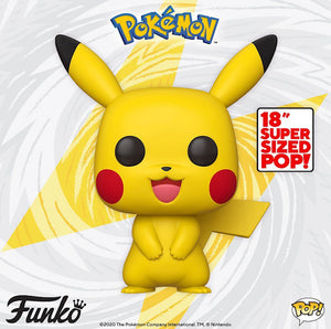 Funko POP! Pokemon: 18-Inch Pikachu
