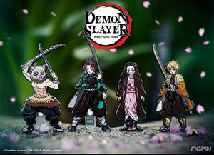 Demon Slayer FiGPiN Classic Enamel Pin