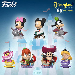 MINI VINYL FIGURES: DISNEY 65TH - 12PC - One Random Figure