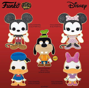 Funko POP! DISNEY: LG ENAMEL PIN