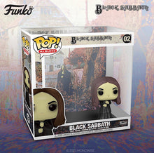 Funko POP! Albums: Black Sabbath - Black Sabbath