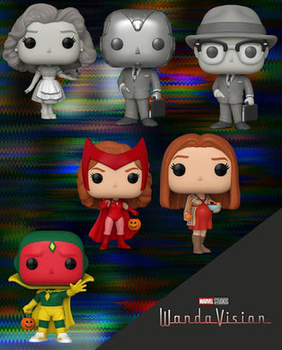 Funko POP! Marvel: WandaVision