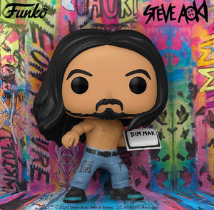 Funko POP! Rocks: Steve Aoki with Cake