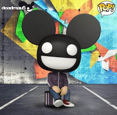 Funko POP! Rocks: Deadmau5
