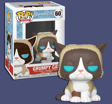 Funko POP! Icons: Grumpy Cat