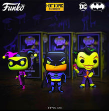 Funko POP! DC Comics: Batman The Animated Series (Blacklight) HT Exclusive