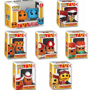 Funko POP! Ad Icons: McDonalds (S2)