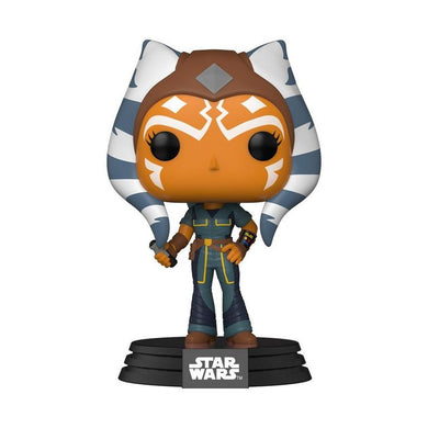 Funko POP! Star Wars: The Clone Wars Ahsoka Tano (New Pose) GameStop
