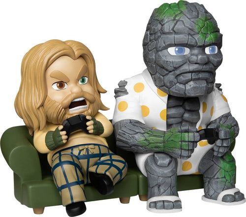 SDCC 2021 AVENGERS ENDGAME: MEA-025 BRO THOR & KORG PX EXCLUSIVE (LE2500)