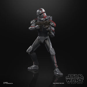 "Star Wars: The Black Series 6"" Bad Batch Hunter (Clone Wars)"