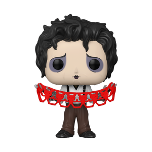 Funko POP! Movies: Edward Scissorhands - Edward w/ Kirigami - Walmart Exclusive
