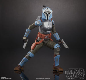 "Star Wars: The Black Series 6"" Bo-Katan Kryze (The Mandalorian)"