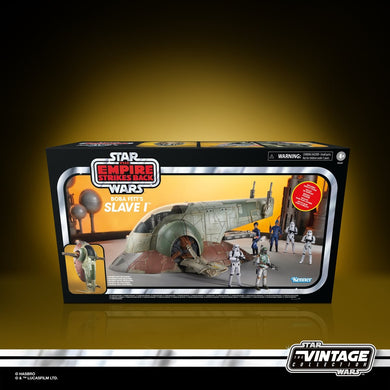 Star Wars The Vintage Collection Boba Fett's Slave I 3 3/4-Inch Scale Vehicle - Exclusive