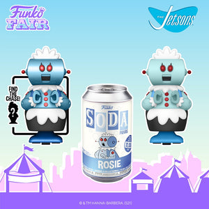 Funko Vinyl SODA: The Jetsons Rosie - (MT) Limited Edition 1-6 Chase