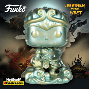 POP! Asia: Journey to the West - Monkey King (Patina) China Con Exclusive LE3000