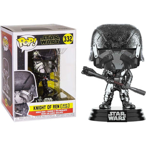 Funko POP! Star Wars Rise of The Skywalker - Knight of Ren (War Club)