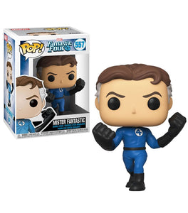 Funko POP! Marvel Comics Fantastic Four Mr. Fantastic