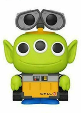 Funko POP! Disney: Pixar 25th Anniversary Alien Remix - Wall-E