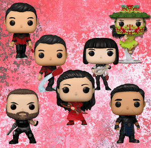 Funko POP! Marvel: Shang-Chi and the Legend of the Ten Rings (2021)