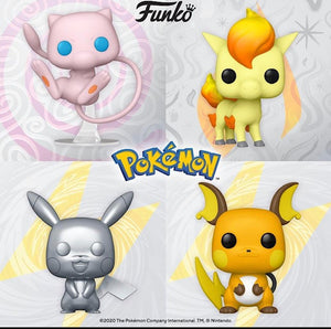 Funko POP! Games: Pokemon S5