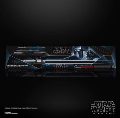 Star Wars The Black Series (Electronic) Force FX Elite Darksaber