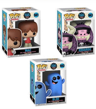 Funko POP! Animation: Foster's Home for Imaginary Friends Set (3)